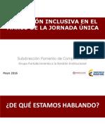 4 Educación Inclusiva