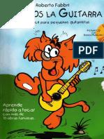METODO Niños Tocamos La Guitarra Roberto Fabbri