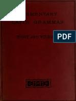 An Elementary Latin Grammar 1893.pdf
