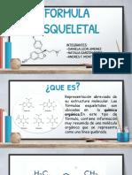 05. Formula Esqueletica
