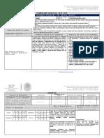 Formato planeacion didactica