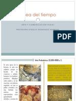 ,Linea Del Tiempo,Difer.,4 Medio