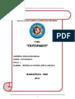 Trabajo Monografico ISPPH QUECHUA