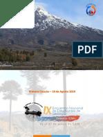 Primera Circular Enegeol Temuco 2020