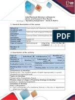 Activity Guide and Evaluation Rubric - Activity 4 - Speaking Assignment