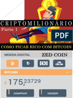 Criptomilionário - Zed Coin