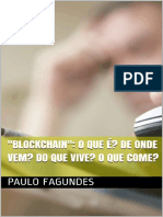 Blockchain - Paulo Fagundes