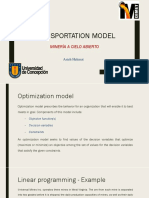 Session 12- The Transportation Model