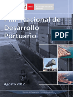 PLAN NACIONAL DE DESARROLLO PORTUARIO.pdf
