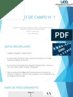 Trabajo de Campo 1 Marketing II