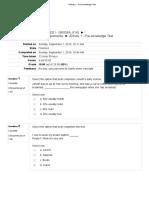 Activity 1 - Pre-knowledge Test 1 INTETO