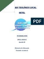 Apostila 06 Básico - Evangelhos