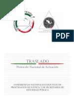 Protocolo Nacional de Actuacion Traslado