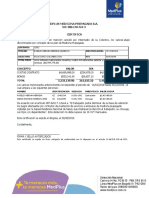 Certificados Matriz 51