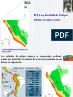 2.1 IH - Estudios de Peligro Sismico