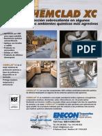 Ficha Tecnica Chemclad XC 1
