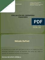 Método DuPont presentacion