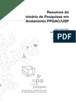 Pesquisa Performativa / Luiz Fernando Ramos
