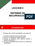 Leccion 05 - Sistemas de Recuperación