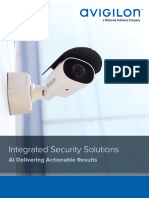 Avigilon Security Solutions Brochure en Rev4