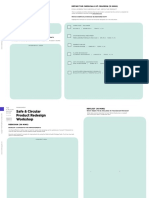 Safe Circular Product Redesign Worksheet PY