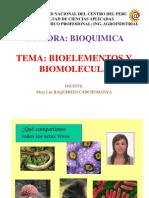 Bioelementos completos