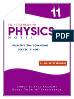 DR Altaf Hussain Physics Notes for 11th.pdf