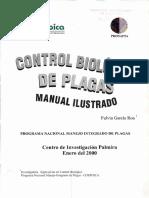 Control Biológico de Plagas