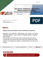 Manual Equipo Huawei en Español