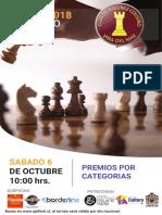 1er Torneo Palacio Rioja