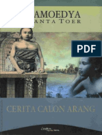 Cerita Calon Arang - Pramoedya Ananta Toer-1