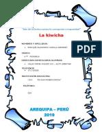 La Kiwicha