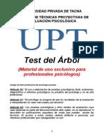 Test Del Arbol Coregido