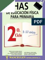 Wanceulen - Fichas de Educación Física para primaria 2º ciclo.pdf