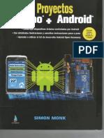 Proyectos Arduino Android - Simon Monk