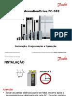 Instalação e Programação FC-302 Danfoss