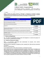 Minuta Chamada Editoracao - 2019