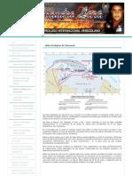 Fallas Geológicas de Venezuela - Alejandrolaras Jimdo Page!