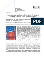 12 Intl Students Book Review 907 9.3 Vol 9 No 3 (2019)   The Journal of International Students