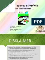 Power Point Pembelajaran Bahasa Indonesia VIII.pptx