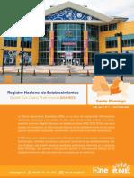 Bolet Preliminar (RNE) Santo Domingo