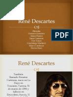 Rene Descartes Presen