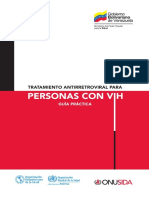 MiniGuia Tratamiento VIH 01Feb2019 Venezuela