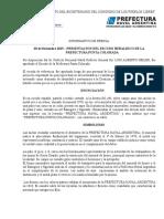 Pcol-Informativo Prensa Escudo Heraldico Prefectura Punta Colorada