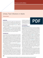 Urinary Tract Infections in Adults