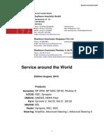 Service Around the World
