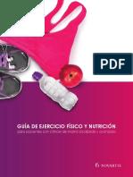 Guía de ejercicios fisicos y nutrición