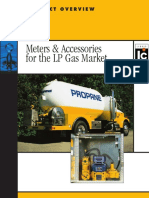Liquid Controls Meters for Lpg