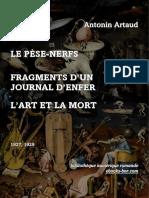 Antonin Artaud -Le pese nerfs.pdf