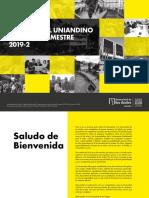 Guia Uniandina 2019-2